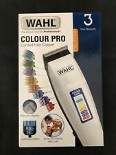 Wahl COLOUR PRO Corded Hair Clipper Kit *Express Delivery £2* * 14 Day Returns*