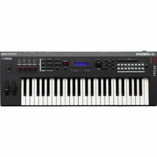 Yamaha Mx49 49 Key Music Production Synthesizer Black