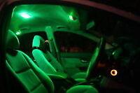 AU LED Interior Conversion Kit in Bright Green Ford Falcon XR6 XR8 FPV XT