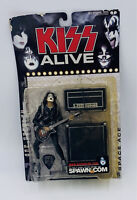 "KISS ALIVE Ace Frehley ""Space Ace"" Action Figure 2000 McFarlane Toys NISP"