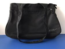 """Vintage Eddie Bauer Laptop Bag Padded Durable Canvas Side Bag  Messenger 17""""x13"""""""