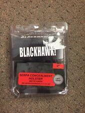 BlackHawk Serpa Concealment Holster for Sig 220 225 226 228 229 w or w/o rail LH
