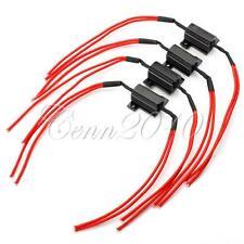 4x Load Resistors Hyper Flash Turn Signal Inidcator Blinker LED Bulbs 6.8Ω 25W