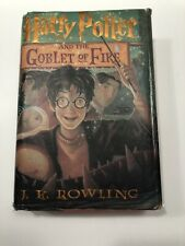Harry Potter And The Goblet Of Fire: 1st American Edition 2000