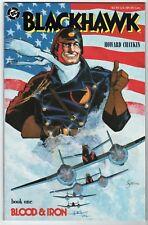 Blackhawk LOT (7) DC 1988-08 Books 1 & 2  Prestige Howard Chaykin Pasko Movie