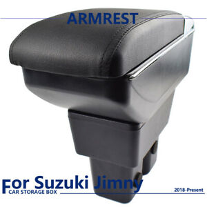 Armrest Sliding Dual Center Part For Suzuki Jimny 2019 Ash Tray Container 2020