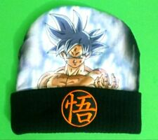 Dragon Ball Z Dragon Ball Super ULTRA INSTINCT GOKU SUBLIMATION Beanie