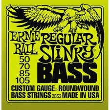 Ernie Ball 2832 Regular Slinky Bass Guitar String Set