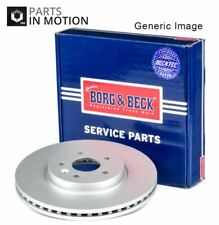 Brake Disc (Single) Vented 400mm BBD6024S Borg & Beck C2P10565 Quality New