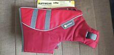 Ruffwear Float Coat Medium Red