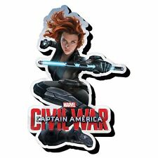 New Funky Chunky Magnet * Black Widow * Captain America Civil War Avengers Movie