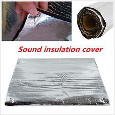1m×1.4m Car SUV Hood Turbo Exhaust Muffler Heat Shield Cotton Pad Insulation Mat