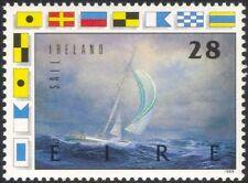 Ireland 1989 Sailing/Yachts/Boats/Transport/Sport/Racing/Nautical 1v (n14607a)