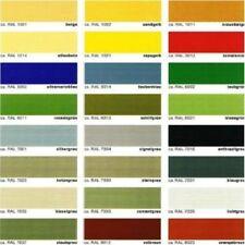ALLE GRAU FARBEN 2K Epoxidharz-Bodenbeschichtung Garagen Farbe aufrollen (Matt)