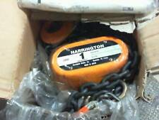 HARRINGTON CB010-20 HOIST  NEW IN BOX