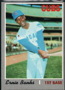 1970 Topps Baseball - Pick A Card - Cards 351-720