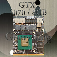 Nvidia GeForce GTX-1070 / 8GB / DDR5 MXM 3.0 Type A For MSI