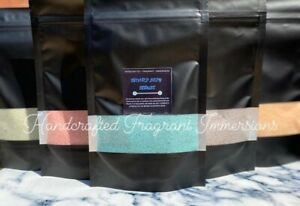 Highly Scented Body Scrubs ⭐50-200g⭐Epsom, Dead Sea, Himalayan⭐50+ scents
