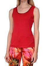 Figurbetonte Damenblusen,-Tops & -Shirts im Trägertops-Stil mit Viskose für Party