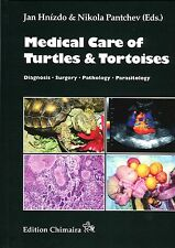 Medical Care of Turtles and Tortoises - Diagnosis, Surgery, Pathology, Parasites