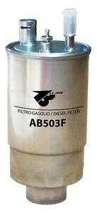 FILTRO GASOLIO FORD KA 1.3TDCI 55KW 75PS MOTORE:RU8 DAL 2008>