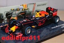 1/43 2016 DANIEL RICCIARDO RED BULL RACING F1 RB12 TAG HEUER MINICHAMPS BRAZIL