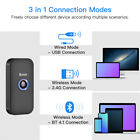 Eyoyo Bluetooth / USB Wired 2.4G 1D Wireless Laser Barcode Scanner for Android