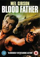, Blood Father [DVD + Digital Download] [2016], Like New, DVD