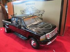 Harley Davidson Ford F350 Crew Cab FXDX 1/24th Scale DUALLY PICKUP TRUCK LTD