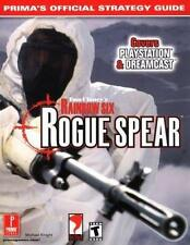 Tom Clancy's Rainbow Six Rogue Spear: Prima's Official Strategy Guide, Knight, M