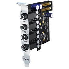 RME AI4S-192-AIO 4-Channel 24Bit 192kHz Aanalog Input Expansion Board HDSPe AIO
