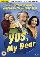 Yus My Dear Complete Series 1 DVD Arthur Mullard Queenie Watts UK Release New R2