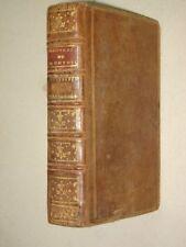 1769 Montesquieu letteres Persanes in 8 plein veau
