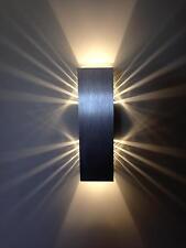 """SpiceLED®-Wandleuchte ShineLED-6"""" 2x3W warmweiß LED Effekt (BD057a-6-ww)"""