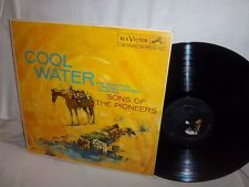 COOL WATER -SONS OF THE PIONEERS country western LP