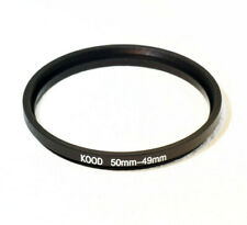 Stepping Ring 50-49mm 50mm to 49mm Step Down Ring Stepping Rings 50mm-49mm