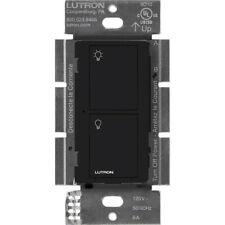 Lutron PD-6ANS-BL Black Caseta Wireless Switch - New in original box