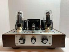 Fluxion VG-15k 300b SE Tube Amplifier