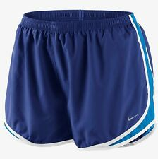 Womens NIKE DRI-FIT Tempo shorts PLUS Size 3X 3xl xxxl Track running 22 24 Blues