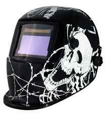 Futuris Wire Skull Shade 5-13 Welders Headshield Auto Darkening Welding Helmet