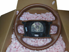 BENTLEY GT CONTINENTAL STEERING WHEEL Fits on 2004-2007 Model GT Continental