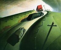 Death on Ridge Road:   Grant Wood :  Archival Art Print Suitable for Framing