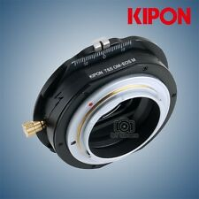 Kipon Tilt Shift Adapter for Olympus OM mount to Canon EOS M Camera