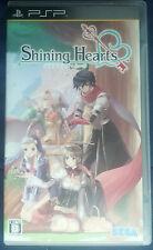 Shining Hearts Japanese Sony PSP Game US Seller