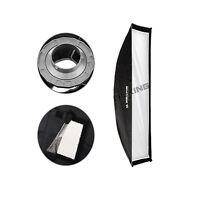 "Mk  Photography Equipment Softbox 30x90cm / 12x36"" Bowens Mount for Strobe"