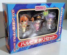 Haruhi Suzumiya Natsumatsuri Set Nendoroid Petit Good Smile Company