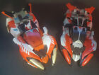 USED Transformer Cybertron Deluxe Override and GTS Override NO CYBER KEY DAMAGE