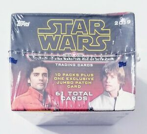 NEW 2019 JOURNEY TO STAR WARS THE RISE OF SKYWALKER BLASTER BOX FAST SHIPPING!!!