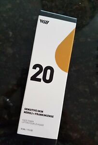 Way Of Will 20 Face Toner For Sensitive Skin Contains Neroli & Frankincense nib