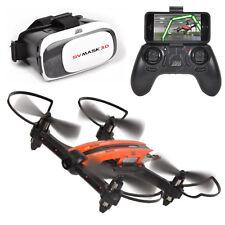 T2M spyrit RACE 3.0 FPV Quadrocopter con steuerungsbrille t5184 ROJO + Verde
